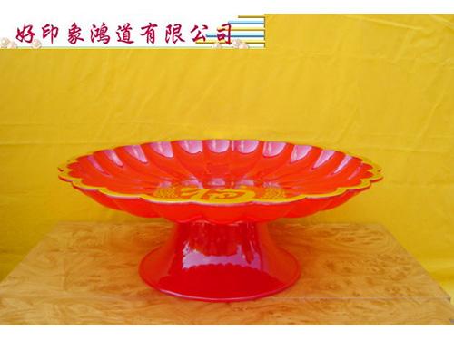 塑膠敬果盤(大)30cm