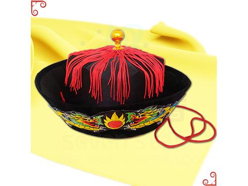 廟會-官帽(有雙龍)[大、中、小]