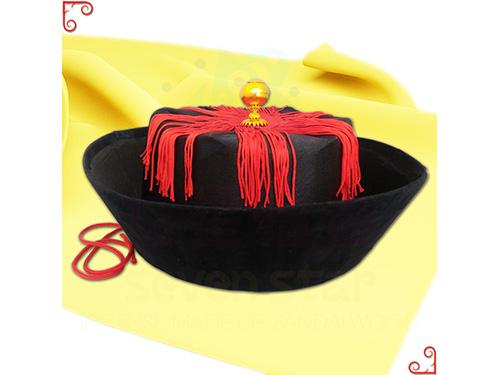廟會-官帽(無龍飾)[大、中、小]