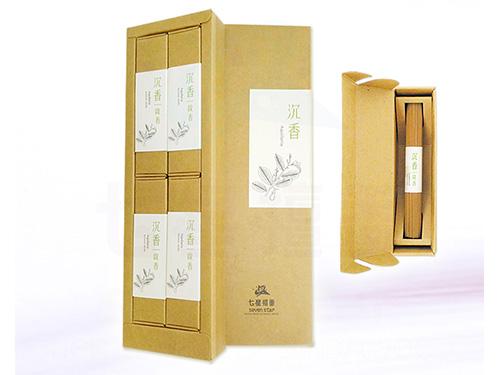 3.5寸沉香線香精裝禮盒(4小盒入)