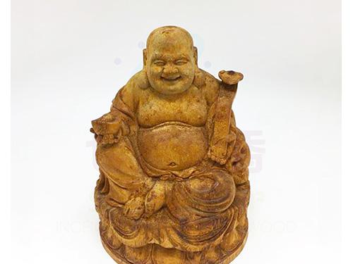 沉香小件雕刻 「彌勒佛」有緣價位歡迎詢問