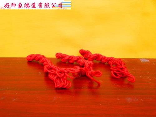 紅紗線一條裝