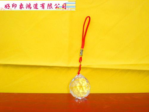 水晶球吊飾(大)