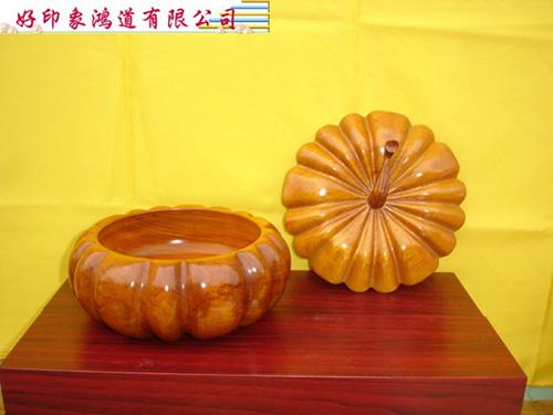 糖果盒8寸(木製南瓜)