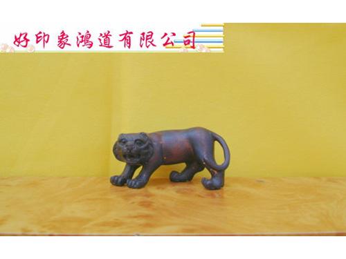 木雕十二生肖(虎)