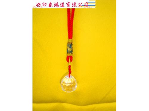 水晶球吊飾(小)