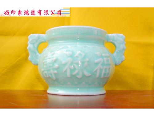 中翠玉祖爐3.2寸