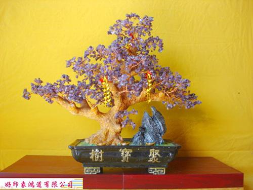 紫晶水晶樹(特大)