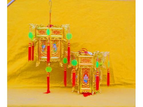鍍金宮廷燈