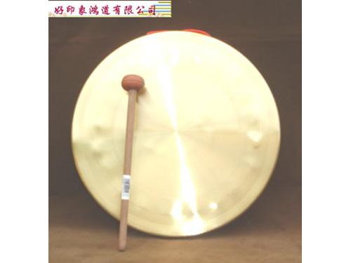 平鑼1尺+鑼槌